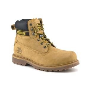 7042 CAT GoodYear Welted Safety Boot